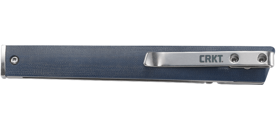 CEO BLUE WITH S35VN BLADE STEEL