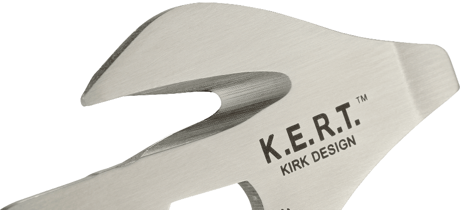 K.E.R.T.™ (KEYRING. EMERGENCY. RESCUE. TOOL)