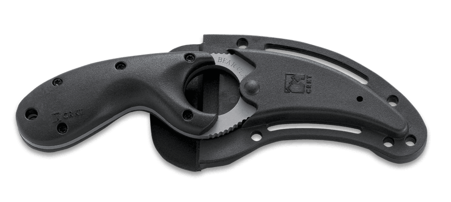 BEAR CLAW™ SHARP TIP WITH TRIPLE POINT™ SERRATIONS