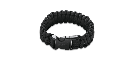 PARA-SAW™ SURVIVAL BRACELET BLACK LARGE