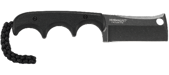 MINIMALIST® CLEAVER BLACKOUT
