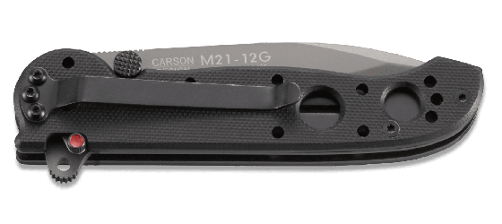 M21™ - 12G G10 WITH VEFF SERRATIONS™