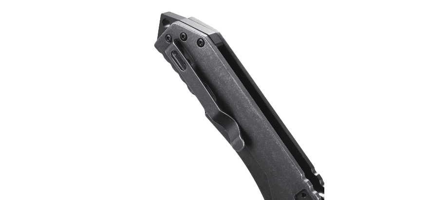 2-STAGE™ COMPACT VEFF SERRATIONS™