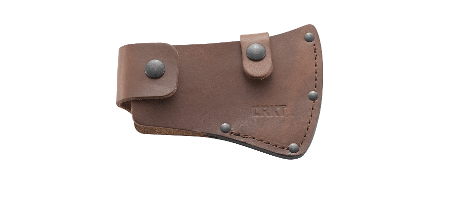 BIRLER™ LEATHER SHEATH