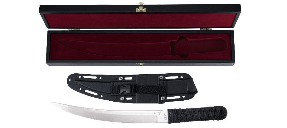 HISSHOU™ Fixed Blade