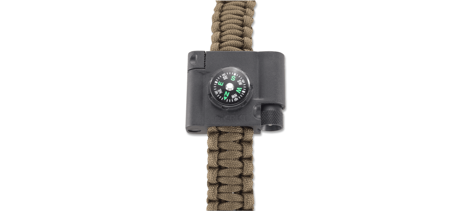 STOKES PARACORD BRACELET ACCESSORY - COMPASS, LED, AND ...