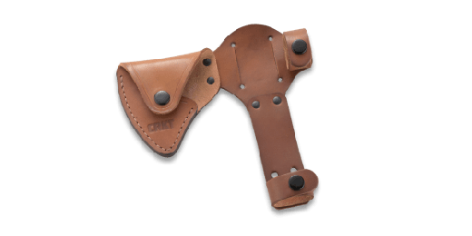 CHOGAN™ WOODS T-HAWK LEATHER SHEATH
