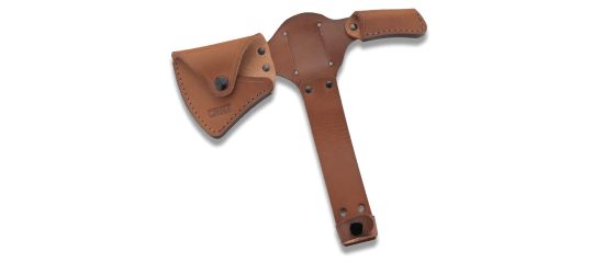 WOODS KANGEE™ T-HAWK LEATHER SHEATH